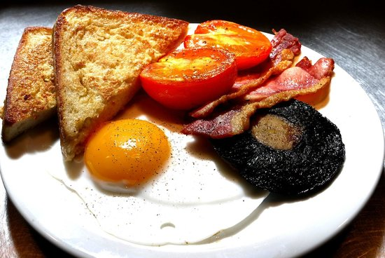 Café Bellinis: Full English Breakfast