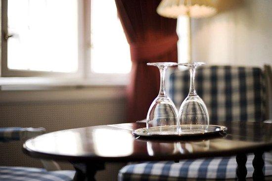 Scandic Gamla Stan: Glass