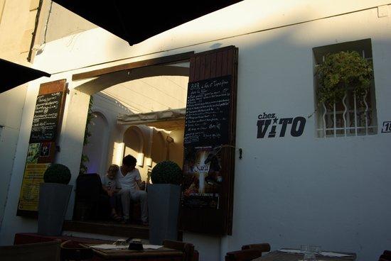Chez Vito: le restaurant