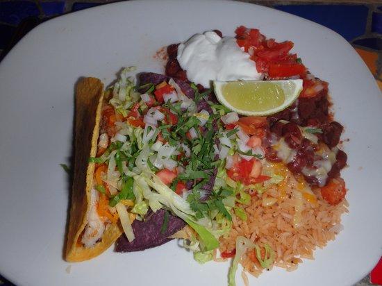 Agave Grill: Yummy food!