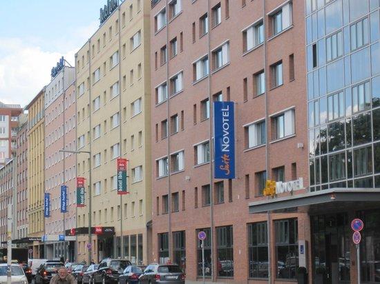 ibis budget Berlin City Potsdamer Platz : Exterior of the hotel