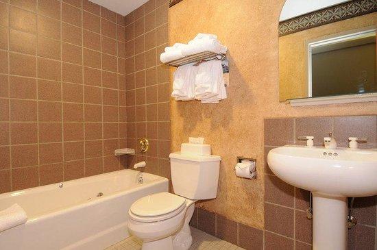Saddle Ridge Condominiums: Bathroom