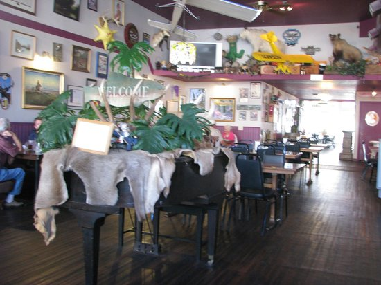 The 1313 Club Historic Saloon and Grill: Inside 1313
