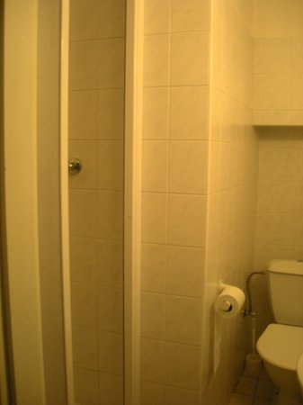 Pushkin Apartments: bagno
