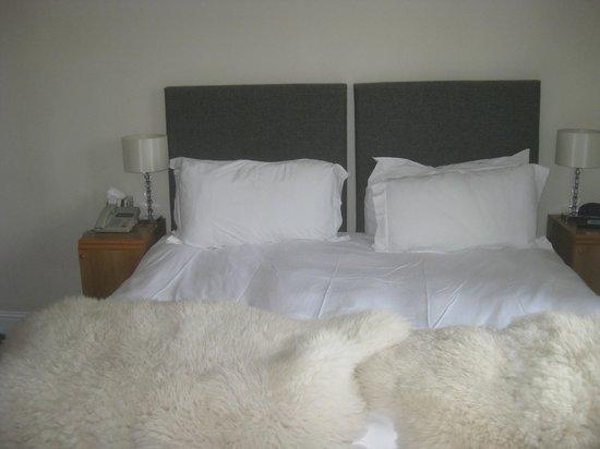 Scalloway Hotel: room 201