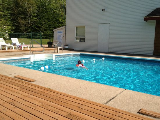 Pool Picture Of Adventures East Cottages Baddeck