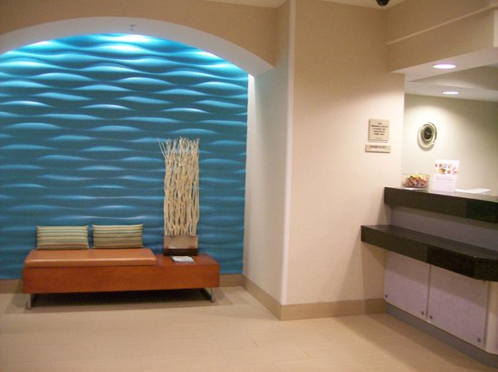 SpringHill Suites Florence : Lobby Area