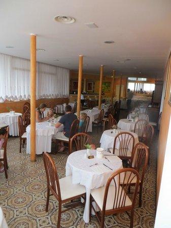 Hotel Iva: Salle à manger