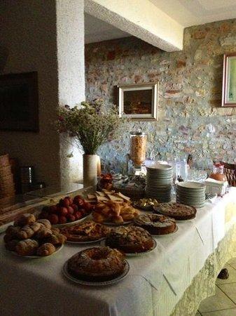 Hotel Villa San Giorgio: Colazione