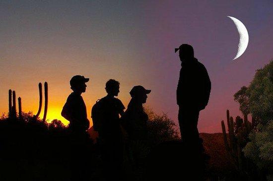 Andes Explora: Clases de orientación y no deje rastro