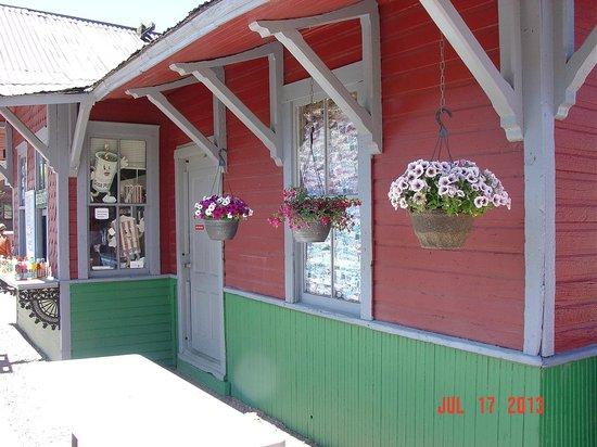 Cripple Creek & Victor Narrow Gauge Railroad: Gift shop 2