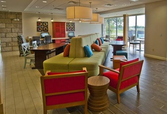 Home2 Suites by Hilton Jackson/Ridgeland: Oasis- Lobby