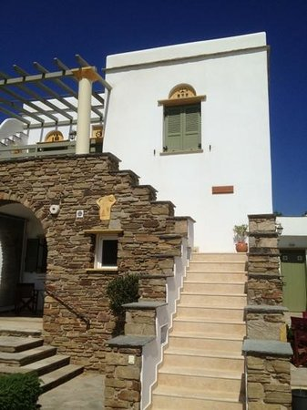 Tinos View Luxury Apartments: appartement