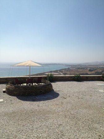 Tinos View Luxury Apartments: vue