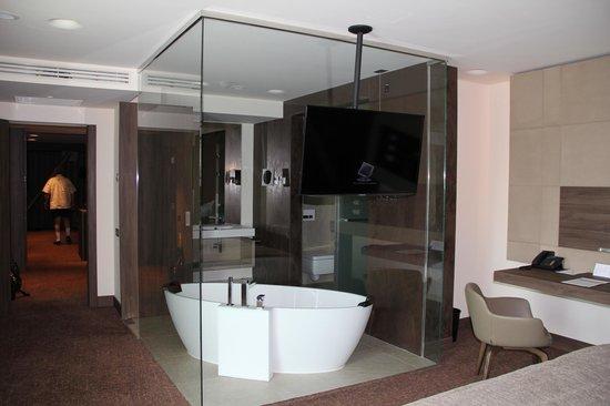 Kronwell Hotel Bath Cube