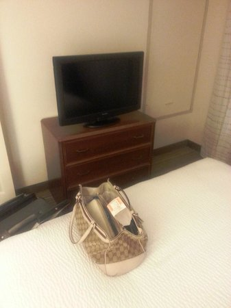 Residence Inn Merrillville: tv