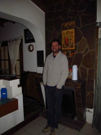 La Casa de Tounens: Vincent