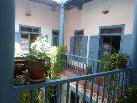Hotel Les Matins Bleus: 1° étage