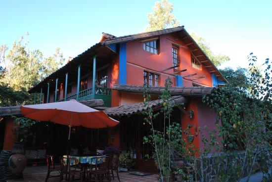 Hosteria Rumichaca: Beautiful!