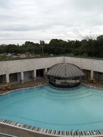 Radisson Blu Hotel Lusaka: Zwembad