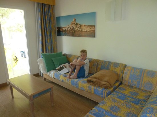Iberostar Club Cala Barca Family Room