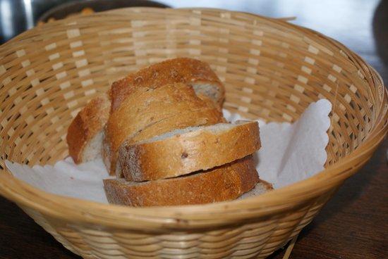Le Croquignolet : Le pain