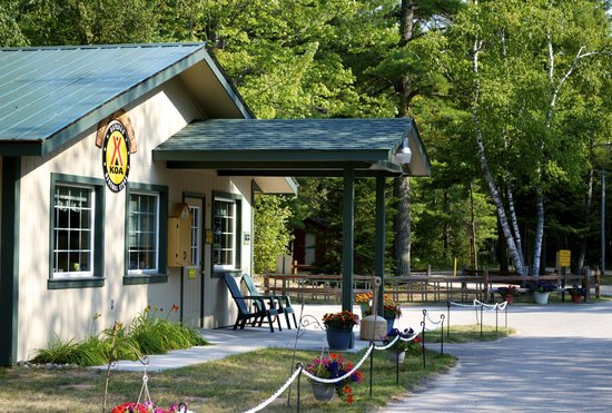 Gaylord KOA : Campground Office