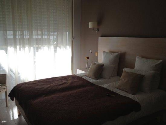 Ker Noyal Hotel : Chambre vue