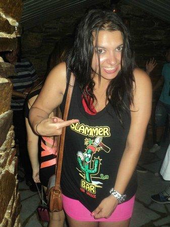 slammer bar shirt