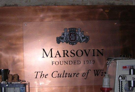 Marsovin cellars