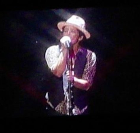 Bruno Mars @ Philips Arena!