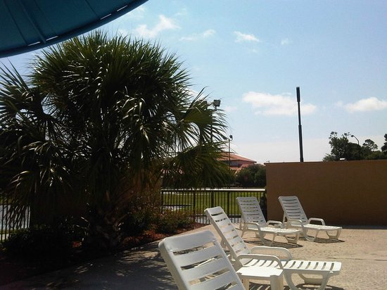 BEST WESTERN Savannah Gateway: pool3