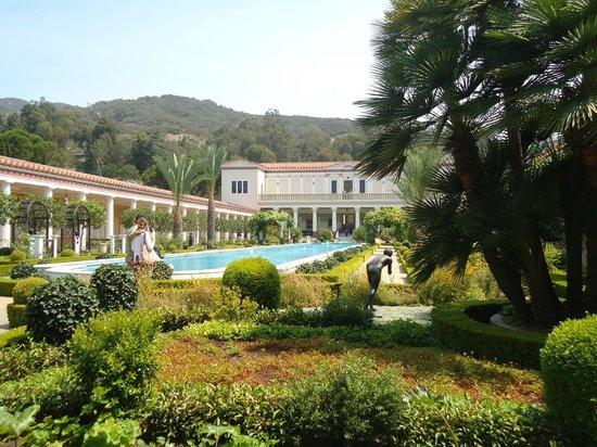 Garden Bild Fr N The Getty Villa Malibu Tripadvisor