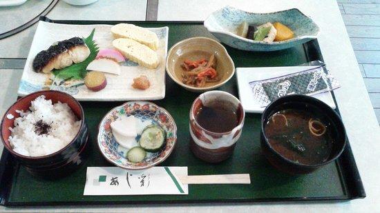 Kobe City Gardens Hotel: 朝食