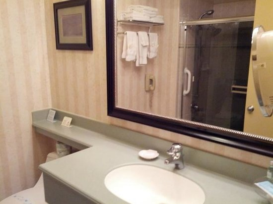 Hotel Strata: Bathroom