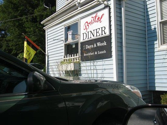 The Bristol Diner: The REAL Bristol Diner in Maine