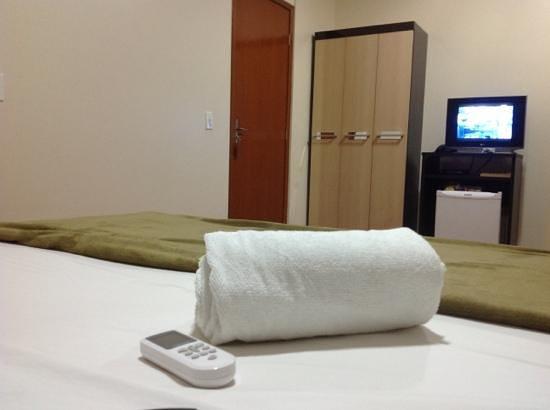 Pinheiros Hotel : ap 307