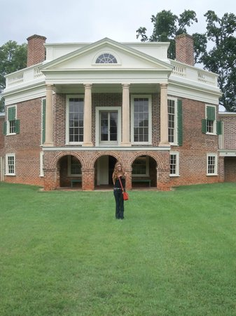 Thomas Jefferson's Poplar Forest: T.J summer home