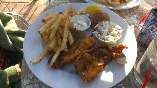 Friday fish fry picture of stuckos pub grill for Friday fish fry near me