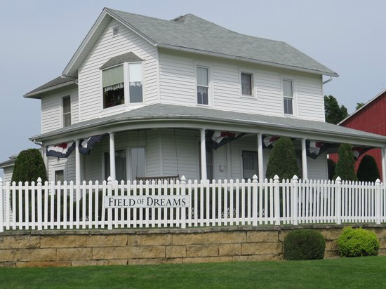 Field of Dreams Movie Site: The House