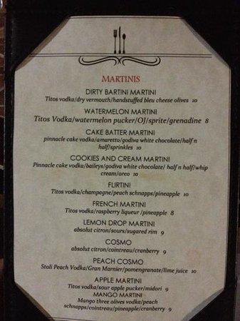 Bartini Prime: Bartini Martini's