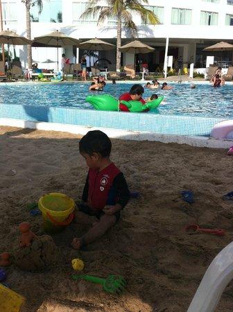 Park Royal Mazatlán: Playa