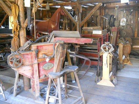 Asotin, WA: fanning mill