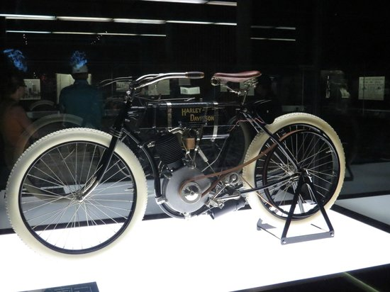 First Harley Davidson: The Very First Harley-Davidson Motorcycle Produced