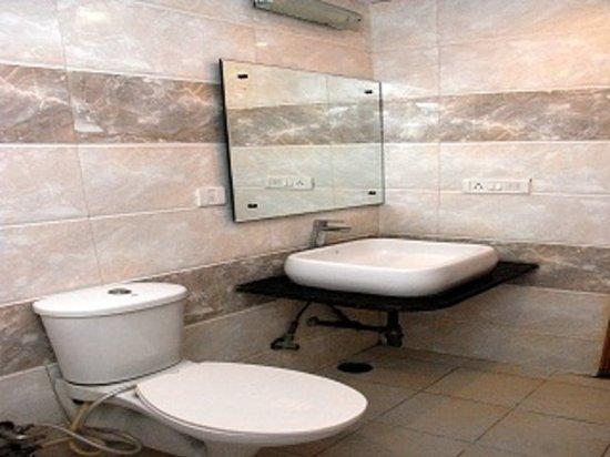 Hotel Lav-Kush Deluxe: Bathroom 2