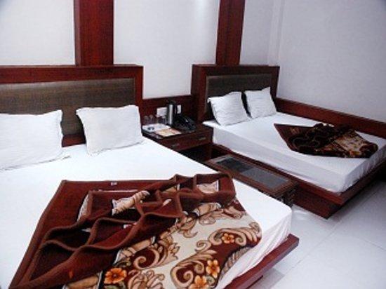 Hotel Lav-Kush Deluxe: Family Room