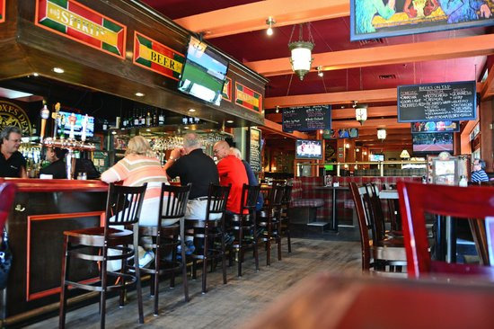The Foxes Den Bar and Grill
