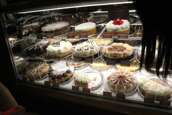 The Cheesecake Factory: cake