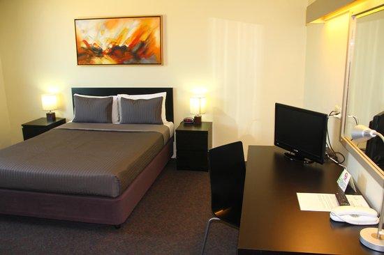 Hamilton Motor Inn : Room