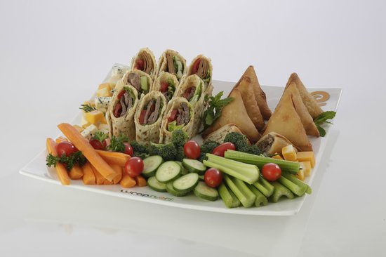 Wrapsters : Specialty Wraps with home made fresh Sauces